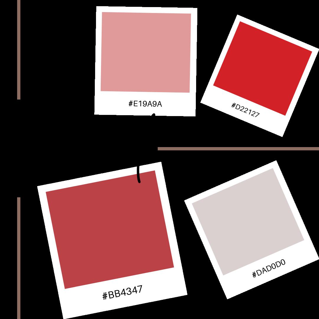 Branding Color Palette