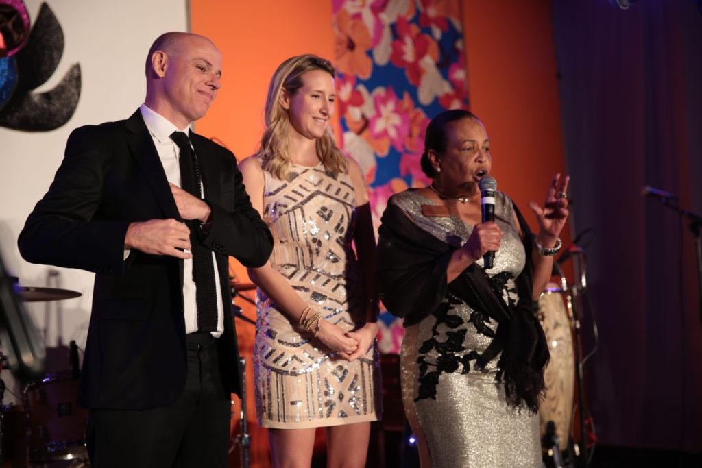 Verena, Jean Marc de Matteis, & Maryse Penette Kedar44