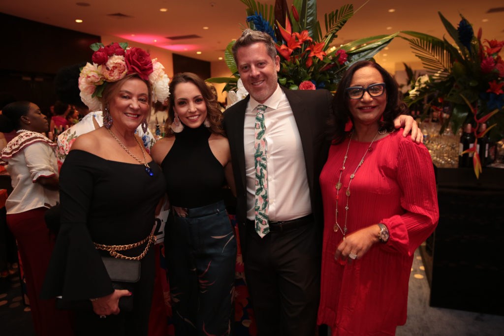 Michele Frisch, Andrea Gomez, Jeff Feldman, & Rachel Moscoso Denis14