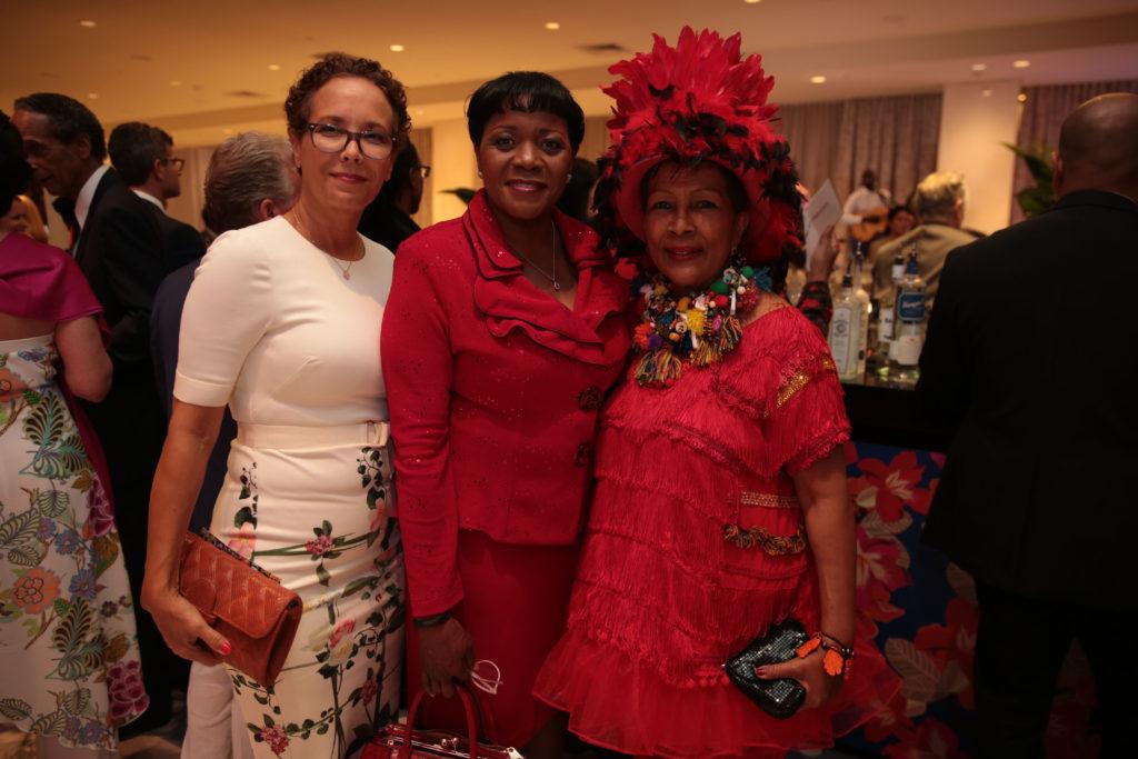 Martine Marchand, Audrey M Edmonson, & Mireille Chancy Gonzalez1