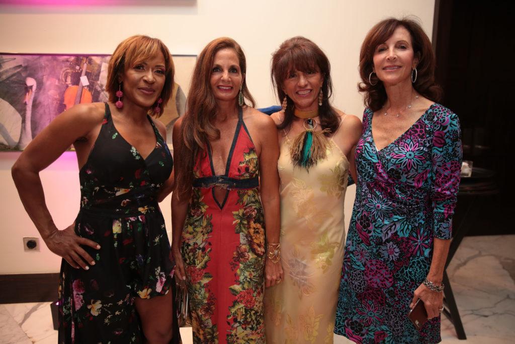 Lee Lynottt, Paula Barth, Soraya Strauss, & Sherry Shieber3