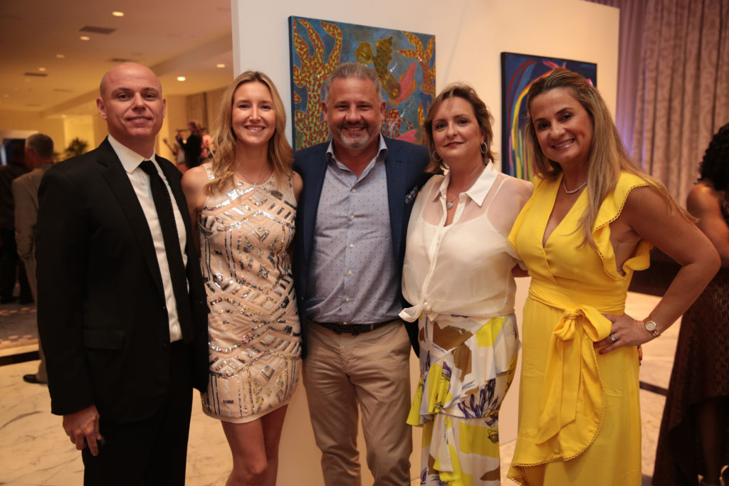 Jean, Verena Marc de matteis, & Jeffrey, Janna D'Adesky, & Monika D'Adesky Garcia17