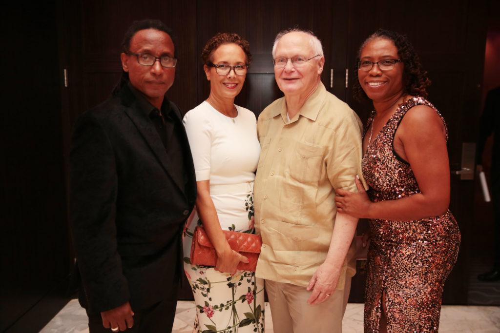 Carl Juste, Martine Marchand, Dave Lawrence, & Guerda Nicolas5